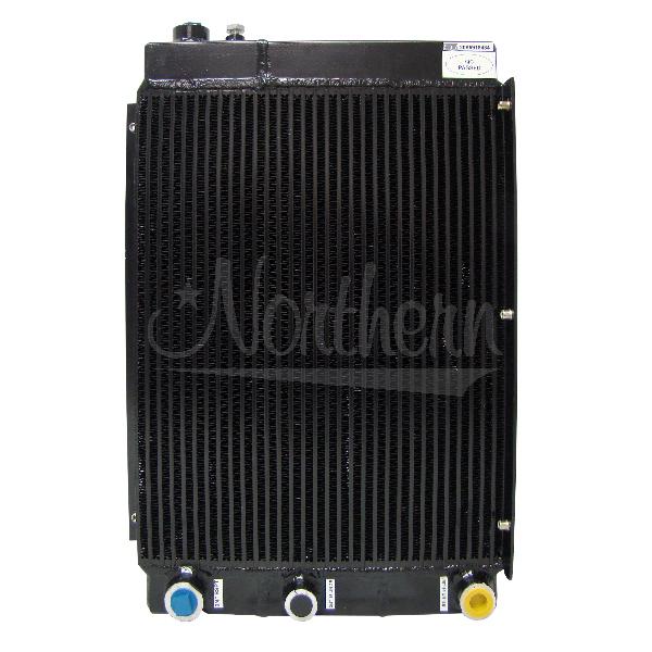 Industrial Fuel Coolers : Ingersoll rand industrial compressor cooler