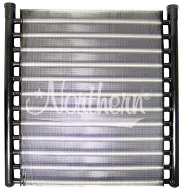RTF INDUSTRIAL OIL COOLER - 24 x 25 5/16 x 1 1/2 OVERALL
