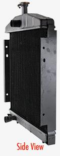 LINCOLN WELDER 200/250 AMP RADIATOR- 19 1/8 x 19 1/4 x 1 1/4