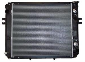 FORKLIFT RADIATOR - HYSTER/YALE - 18 3/4 x 17 x 1 7/8